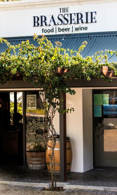 The Brasserie - Exterior